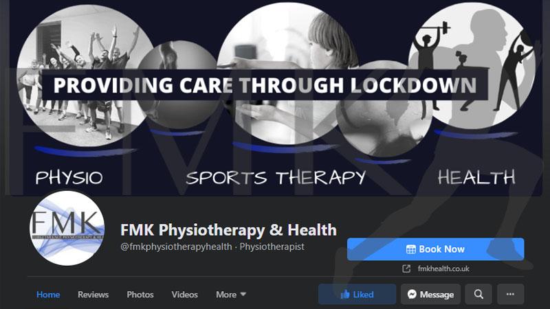 FMK Physio Perth Facebook